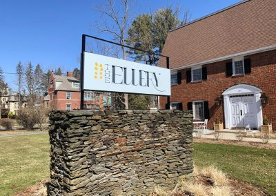 The Ellery Sign