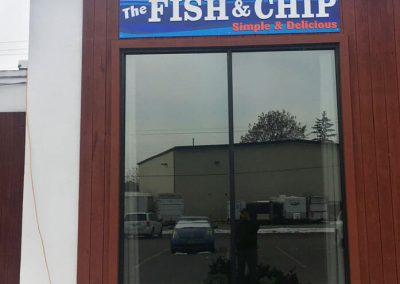 The Fish and Chip