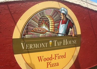 Vermont Tap House Sign