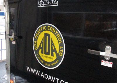 ADA VT Vehicle Graphics