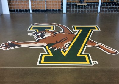 Custom Floor Graphic