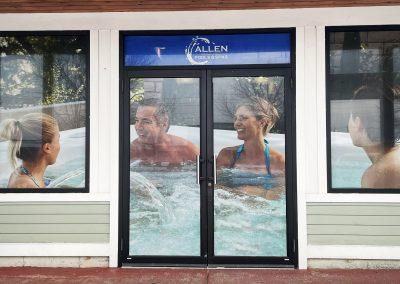Custom Door & Window Graphics
