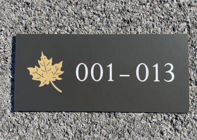 Custom Engraved Plaque