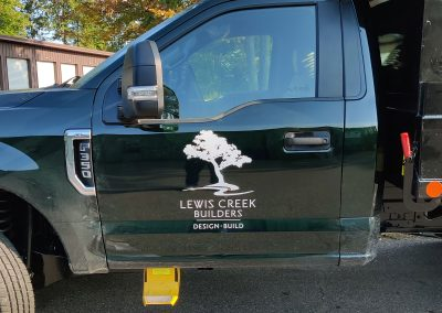 Dump Truck Graphics, Vermont