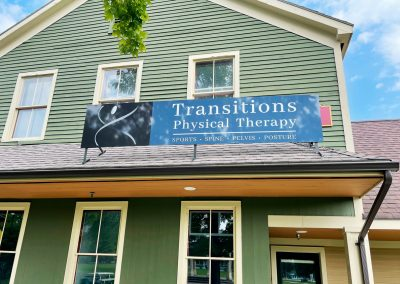 Transitions Physical Therapy, Shelburne, VT